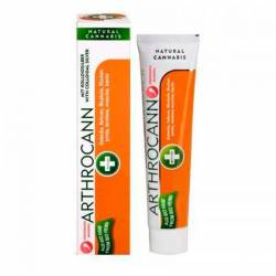 Arthrocann Gel Efecto Calor