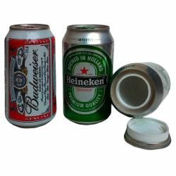 Bote Ocultación Lata de Cerveza