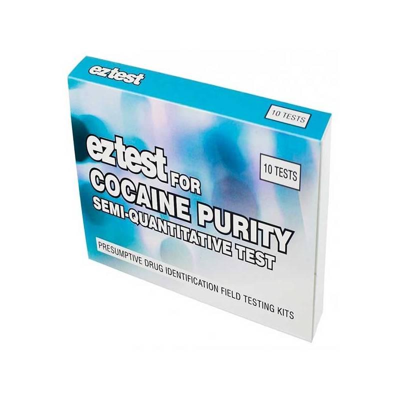 Ez-Test De Pureza Cocaina