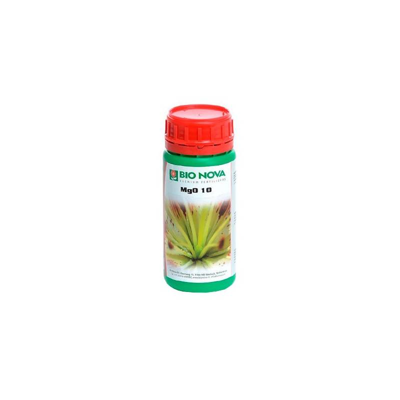 Bio Nova Mgo 10 Magnesio 250 ml