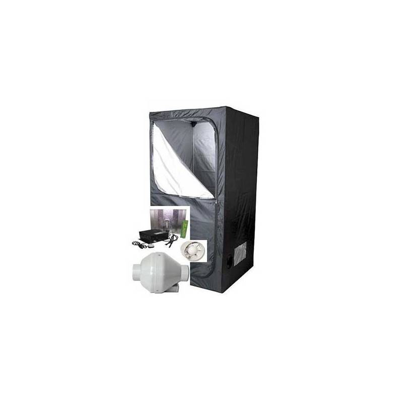 Kit Dark Room II V2.6 Wide 240 x 120 x 200 cm