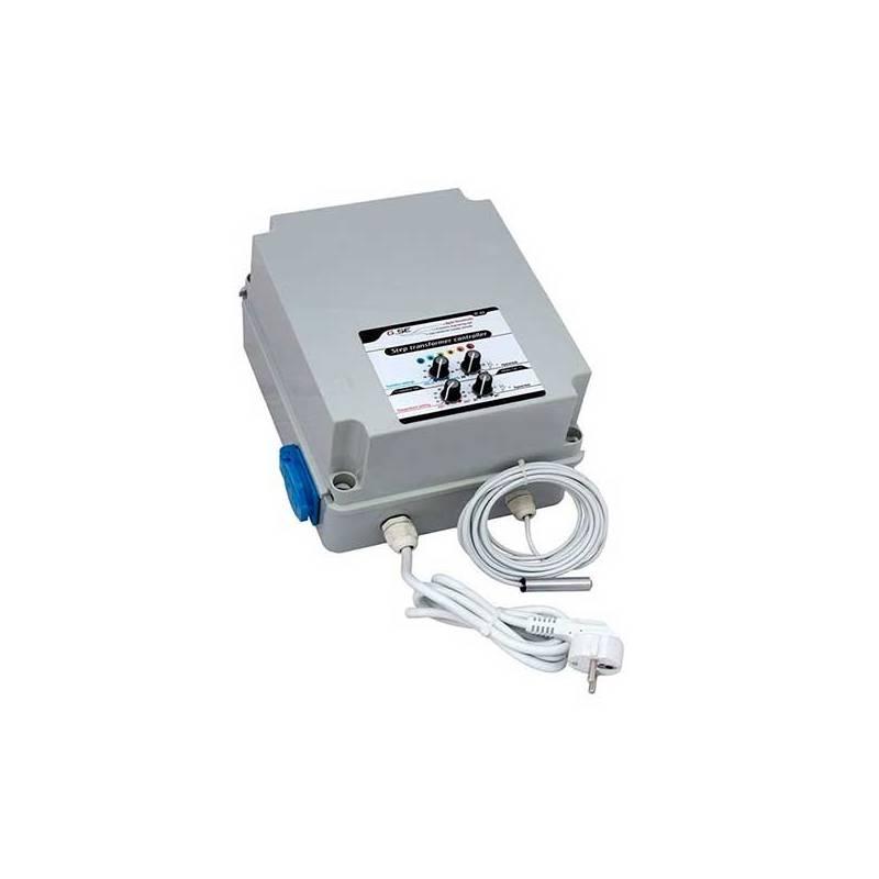 Fan Controller Temperatura y Humedad por Transformador ( 2.5 A)