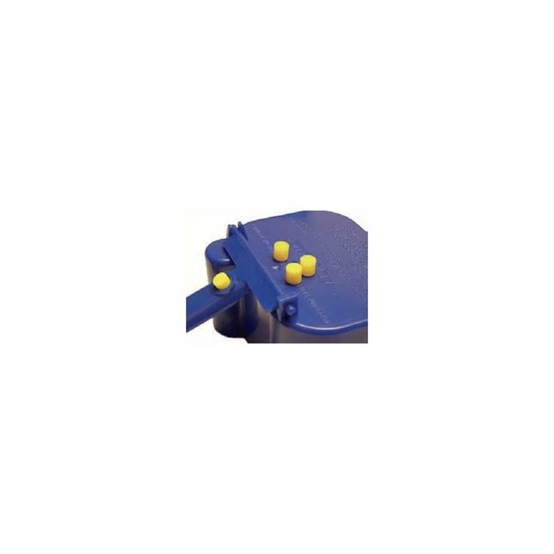 Aquavalve Recambio Pieza Silicona Amarilla (10und) Autopot