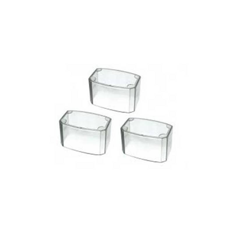 Pack De 3 Piezas Plasticas Boquilla Vaporizador Puffit