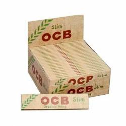 Papel OCB Slim Organic (50...