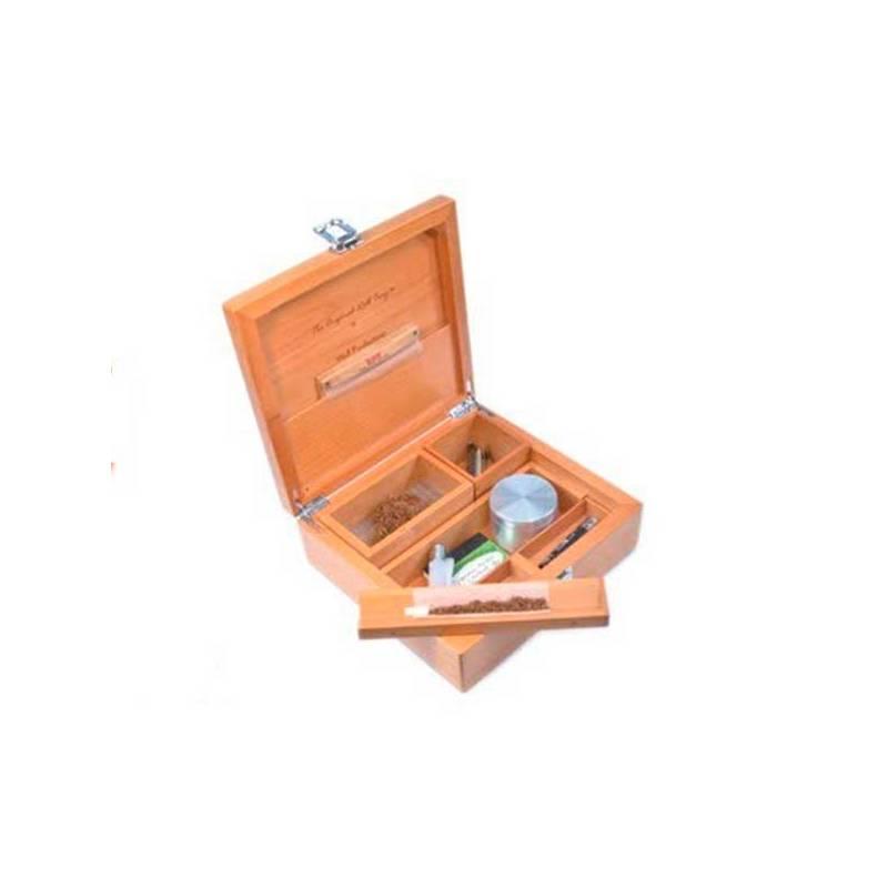 Caja T4 Deluxe 230 x 215 x 80 mm
