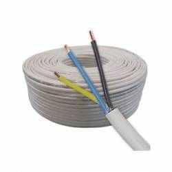 Cable Blanco 3 X 1,5 Mm (50 M)