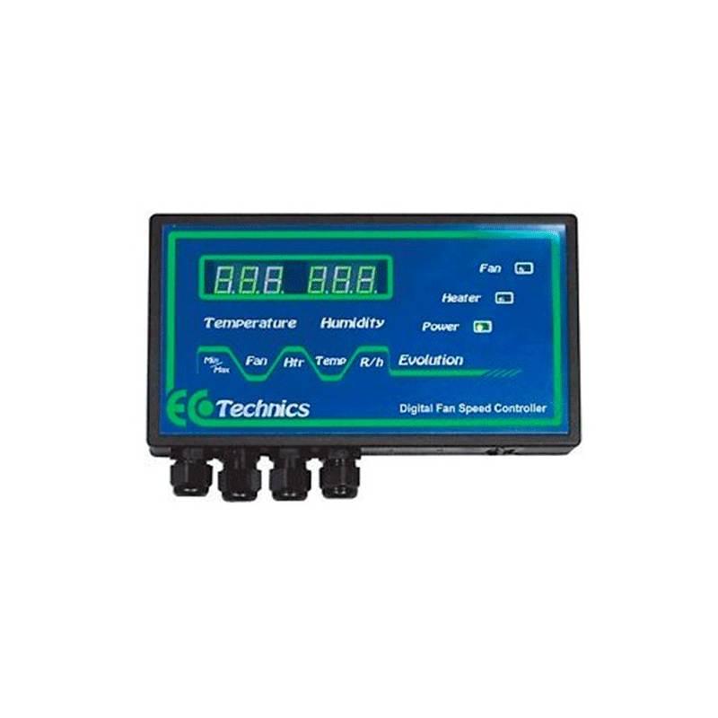 Evolution Controlador de Temperatura y  Humedad