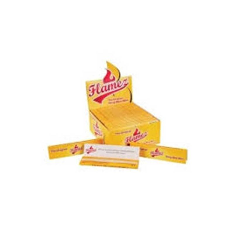 Papel De Fumar Flamez King Size Slim (50 Libritos)