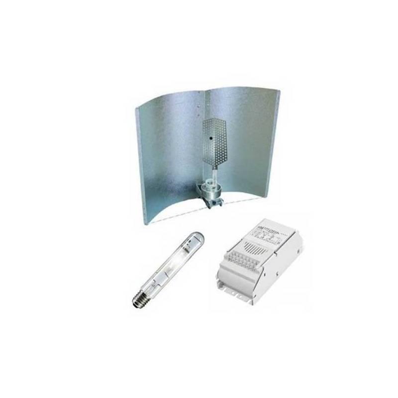 Kit 250 W Eti + Reflector Adjust-a-wings® Enforcer Medium + Grolux 250 W