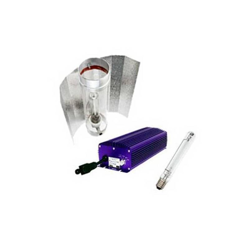 Kit 250 W Lumatek + Cooltube 125 mm + Philips Master 250 W Son-t Pia Plus