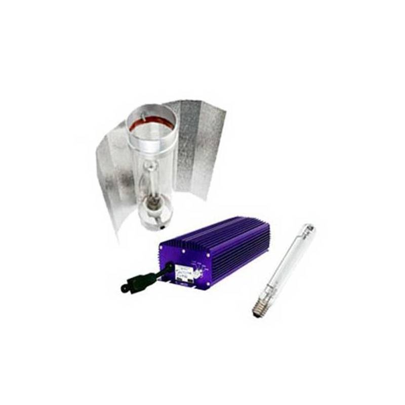 Kit 250 W Lumatek + Cooltube 125 mm + Pure Light HM 250 W Grow