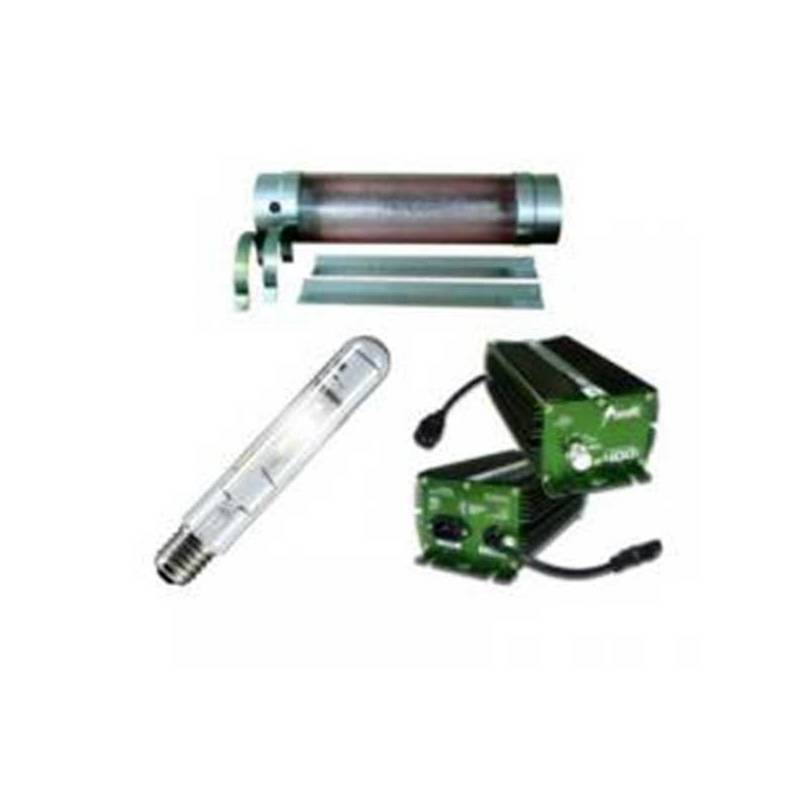 Kit 400 W Bolt + Cooltube 125 mm + Pure Light HM 400 W Grow