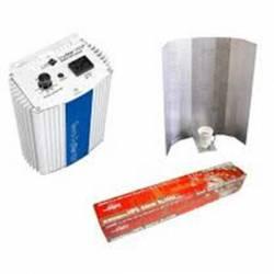 Kit 400 W Gavita + Reflector Stuco + Pure Light Hps 400 W Bloom
