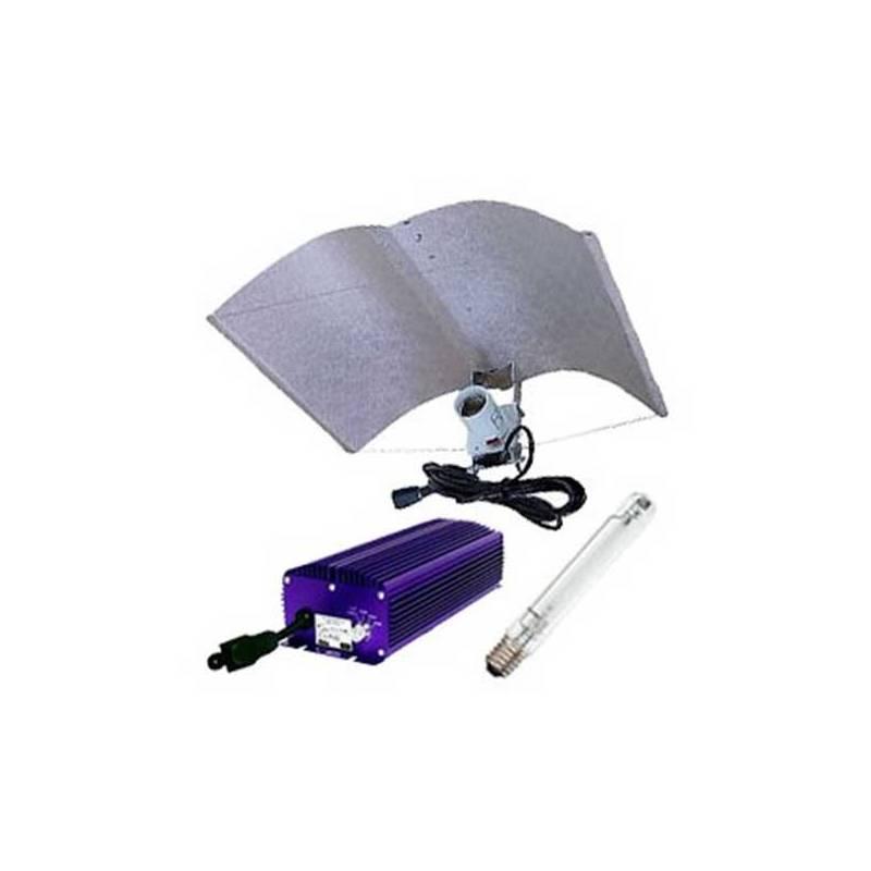 Kit 400 W Lumatek + Adjust-a-wings® Enforcer Medium + Pure Light Hps 400 W Grow-Bloom Max