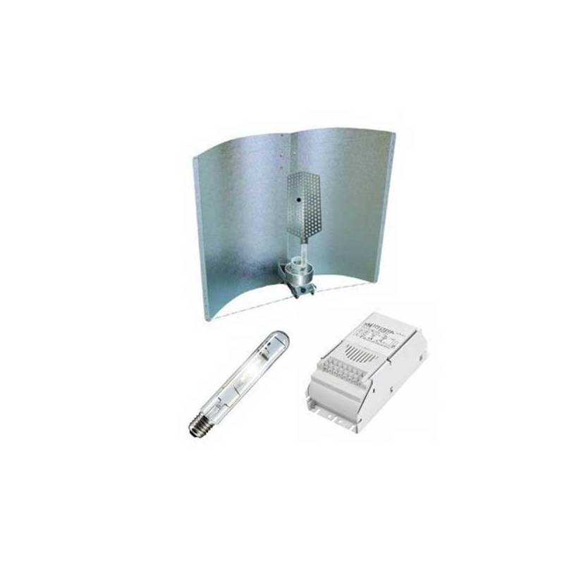 Kit 600 W Eti + Adjust-a-wings® Enforcer Medium + Sylvania Grolux 600 W