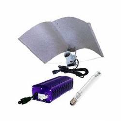 Kit 600 W Lumatek + Adjust-a-wings® Enforcer Medium + Pure Light Hps 600 W Bloom