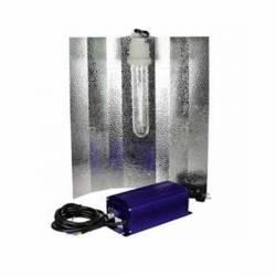 Kit 600 W Lumatek + Reflector Stuco + Pure Light MH 600 W Grow (HM)