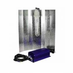 Kit 600 W Lumatek + Reflector Stuco + Pure Light Hps 600 W Grow-Bloom Max