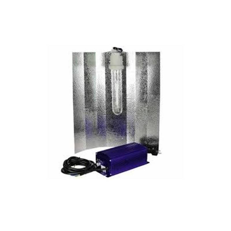 Kit 600 W Lumatek + Reflector Stuco + Pure Light Hps 600 W Grow-Bloom Max