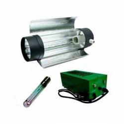 Kit 400 W Pure Light Plug & Play + Cooltube 125 + Pure Light Mh 400 W Grow (HM)