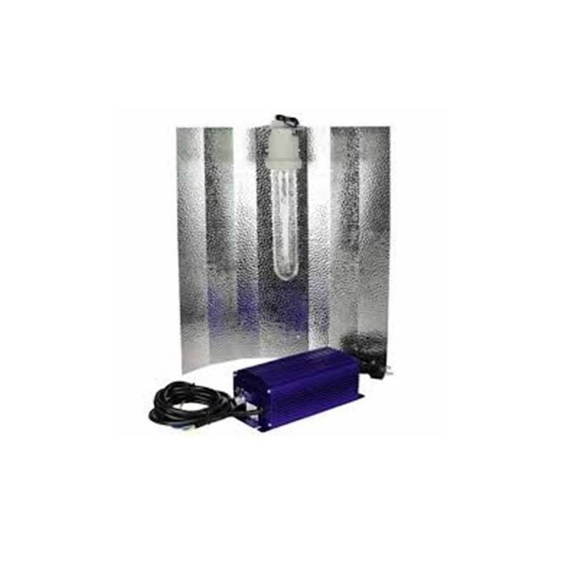 Kit 400 W Lumatek + Reflector Stuco + Pure Light Hps 400 W Bloom
