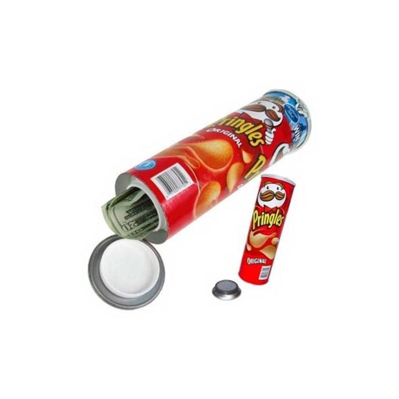 Bote De Patatas Pringles