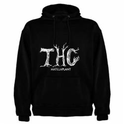 Sudadera THC con capucha