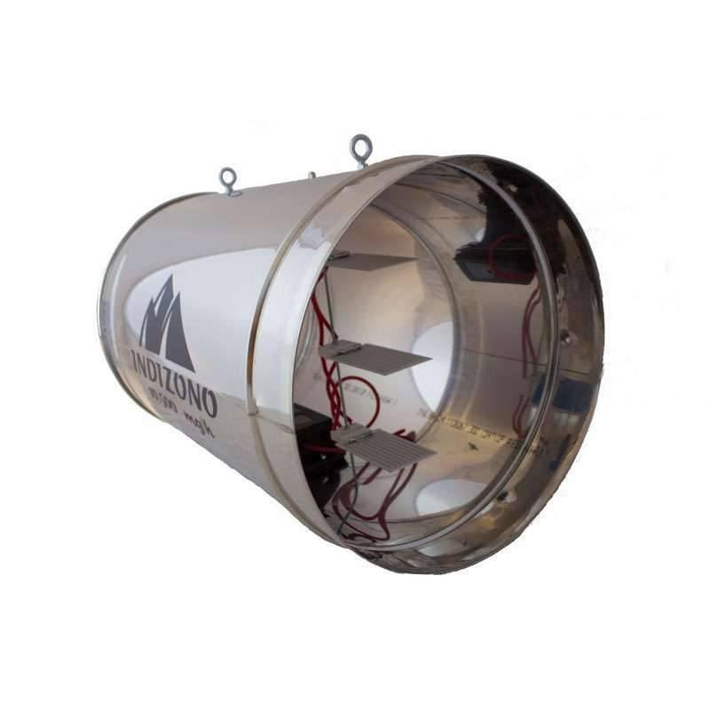 Indizono ozonificador - 150 mm - 3500 mg/h
