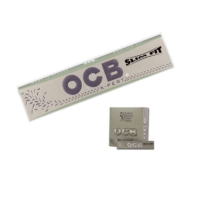 Papel De Fumar Ocb X-pert Slim (50 Libritos)