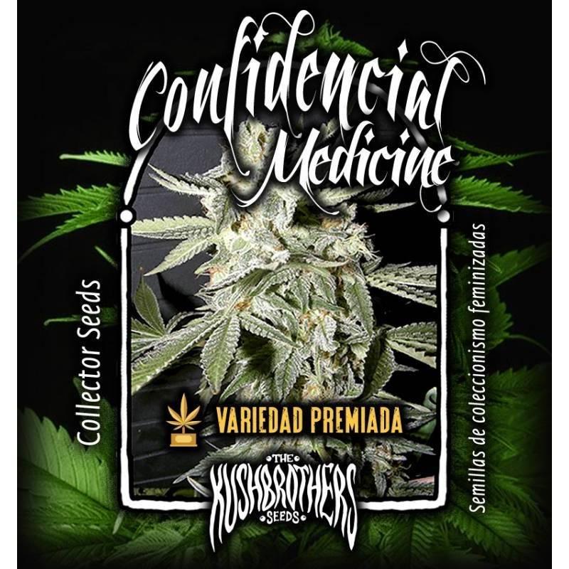 Confidential Medicine Feminizada - 1 ud fem