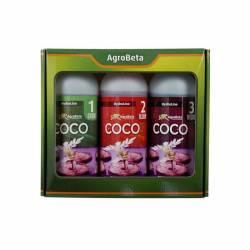 Kit Small Abonos Coco/Hydroline - Agrobeta