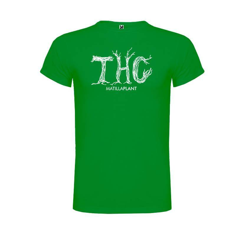 Camiseta Manga Corta THC Matillaplant de