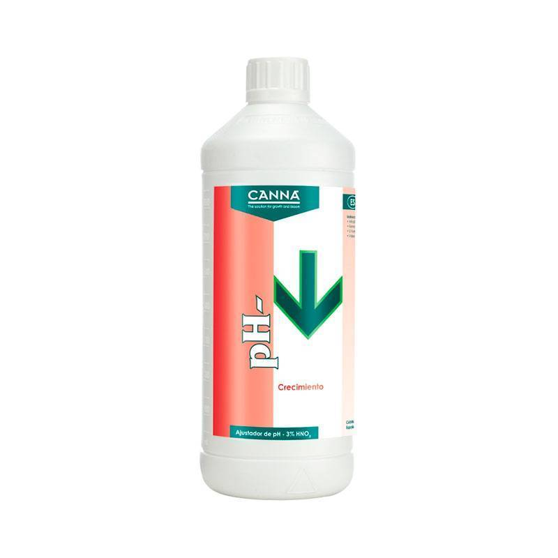Canna pH- Crecimiento - 1 L