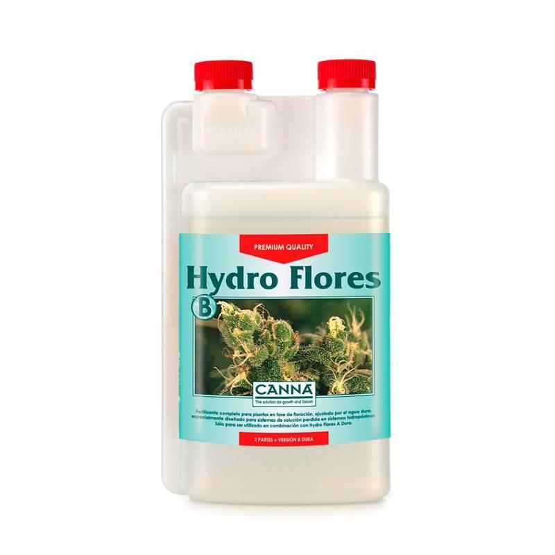 Hydro Flores Agua Dura B - 1 L