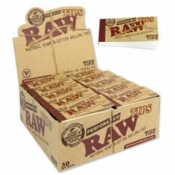 Filtro Raw Wide (50 Unidades)
