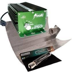 Kit 250w Bolt + Reflector...