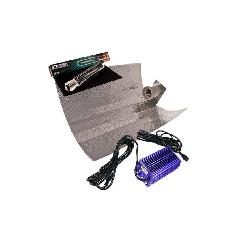 Kit 250 W Lumatek + Reflector Stuco + Sylvania Grolux 250 W