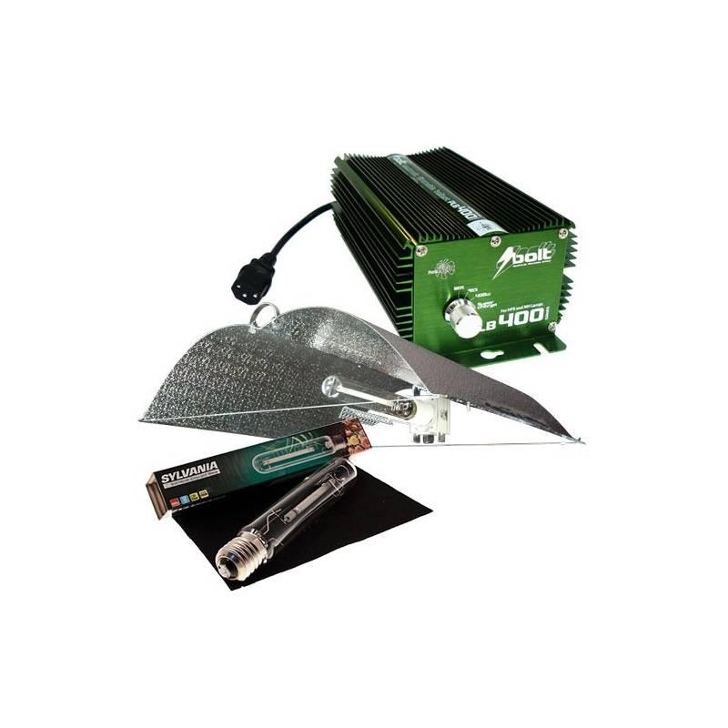 Kit 400 W Bolt + Adjust-a-Wings® Enforcer Medium + Sylvania 400 W Grolux