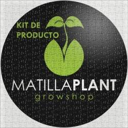 Kit 600 W Eti Clase 2 + Cooltube 125 + Pure Light Hps 600 W Grow-Bloom Max