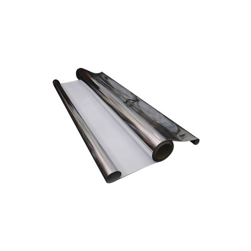Plastico Reflectante Lightite Plateado - 1,25 x 100 m