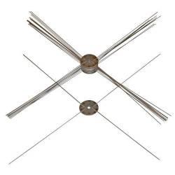 Recambio Cuchillas Quad Blades Peladora Spinpro (10 Unidades)