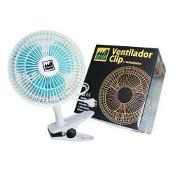 Ventilador Clip 15 Cm Pure...