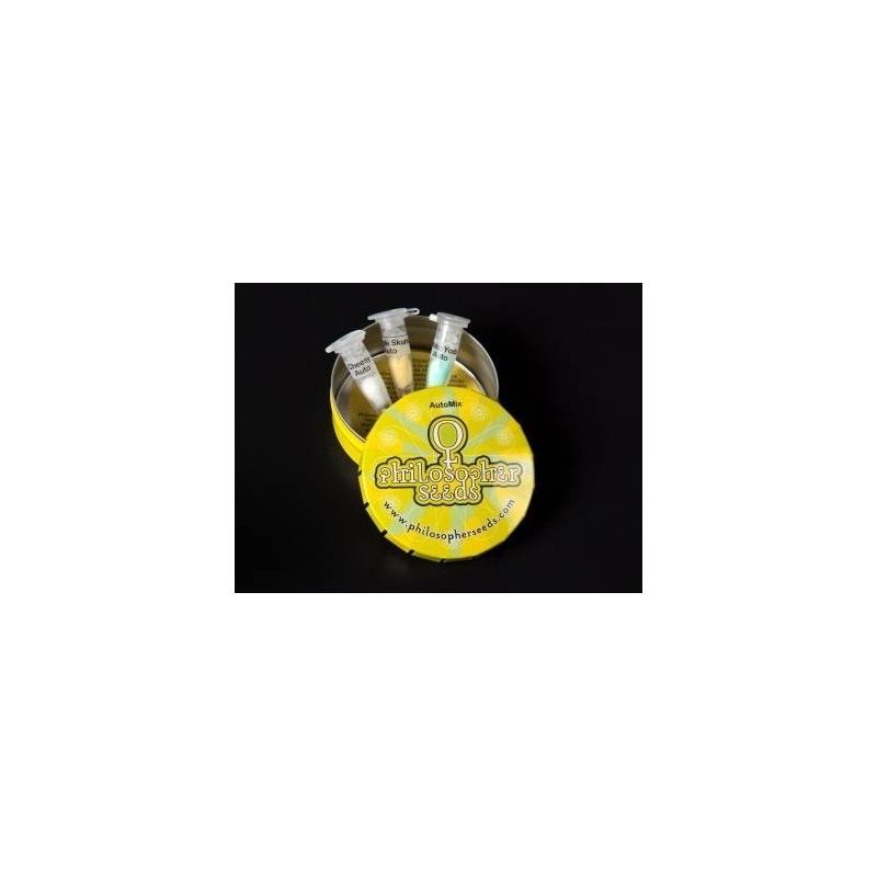 Mix Autofloreciente Feminizada - 6 uds auto-fem