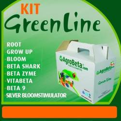 Kit Cultivo Green Line + Semillas