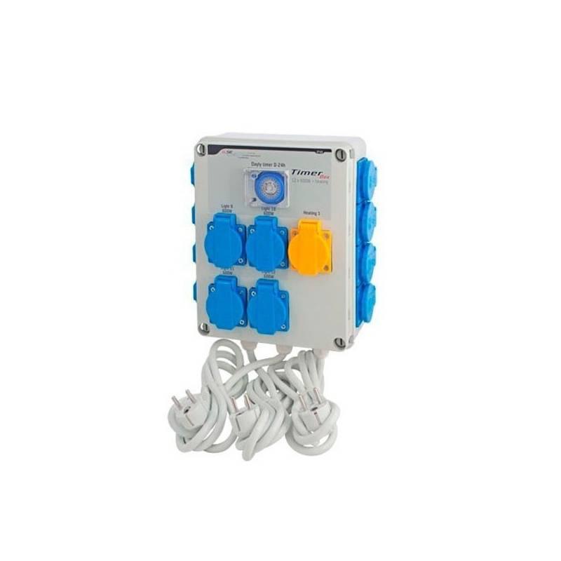 GSE Timer Box II 600w + Calentador