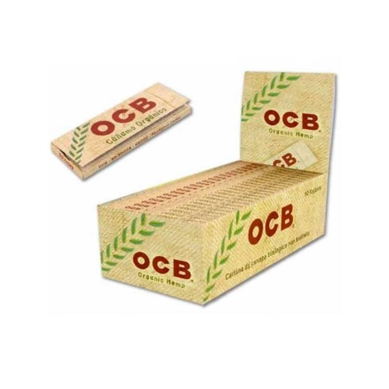 Papel Ocb Organic Nº 1 (50 Librillos)
