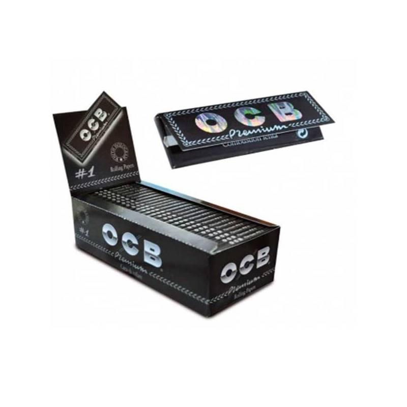 Papel Ocb Premium Nº 1 (50 Librillos)