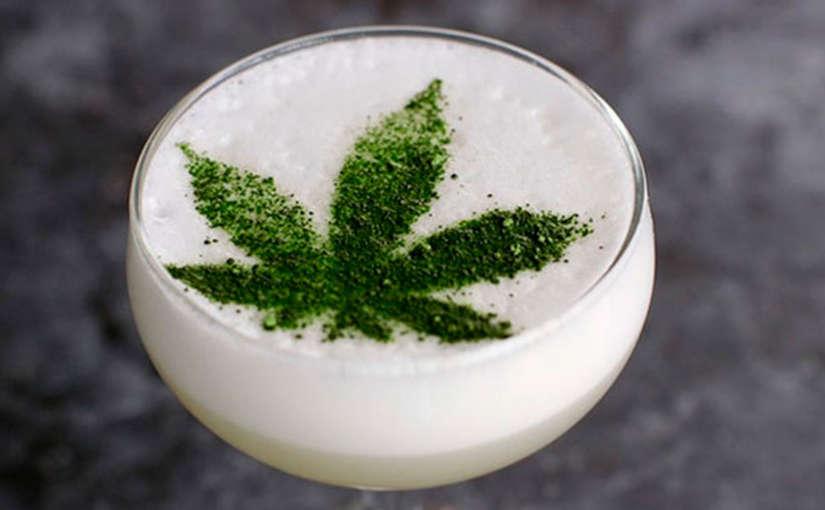 Cócteles refrescantes con cannabis (1)