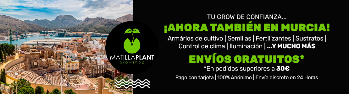 Grow Shop Murcia - Matillaplant